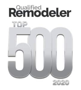 Qualified Remodeler TOP 500 2020 logo